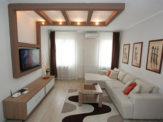 New Belgrade Apartment DELTA CITY