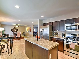 4BR Scottsdale House Minutes from Old Town!