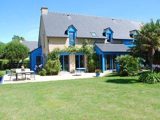 St Malo modern holiday villa