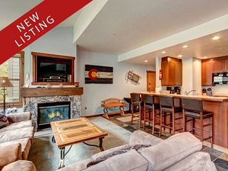 1-Bedroom 1-Bath Main Street Junction Condo, a Short Walk to Everywhere You, Breckenridge