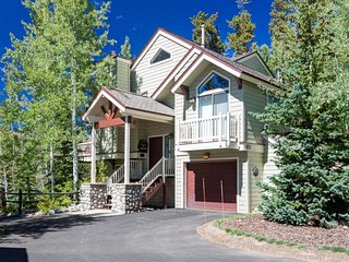 This house has it all - value, location, and beautiful decoration in downtown, Breckenridge