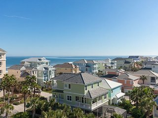 Unit 961 - Top floor beauty with lake and ocean views!!, Palm Coast