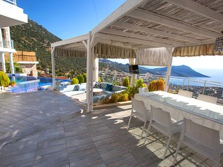 Seculed Villa Eyes of Kalkan