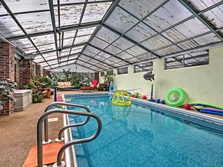 Serene 2BR Asheville House w/Indoor Pool!