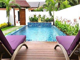 3-Bed Kamala Pool Villa