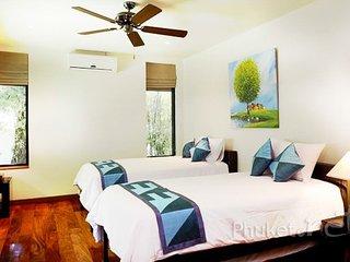 Luxurious 5-Bed Pool Villa in Nai Harn