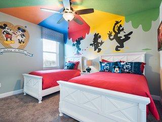 EC011 - 8 Bedroom Villa Near Disney