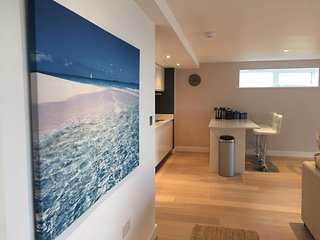 Luxury Fistral Beach Apartment, Newquay