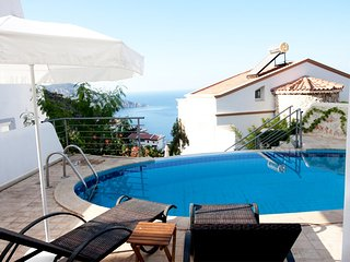 3 BEDROOMS SEA VIEW VILLA BRK