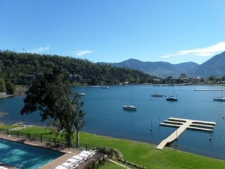 great apartment in pucon, next to lake.