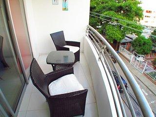 SMR526A - Apartamento Playamar - Frente al Mar