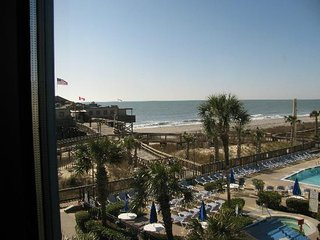 1 BR Standard Ocean View Sea Glass Tower( July 10 to July 14, 2017 )