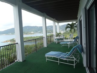 Sea breeze Lower Suite, Water Island