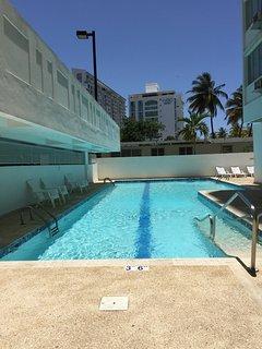 Beautiful Modern Apartment - Isla Verde  Ocean Views- Direct Access to the Beach