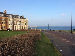Tynemouth. Panoramic Views. Top Location Apartment.Truly Special!