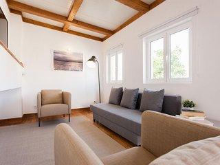 Spacious Sun Terrace Graca V apartment in Graca with WiFi & private terrace.