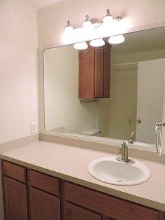On-suite restroom