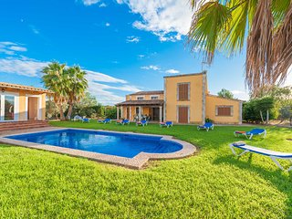 CA NA GRANADA - Villa for 8 people in MURO