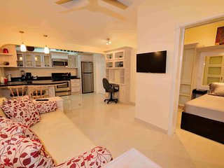 Jaco Beach upscale 1 bed condo JUST REMODELED close to the beach and town