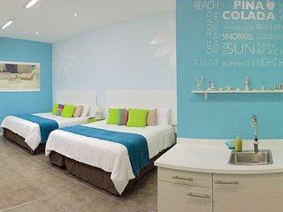 Piña Colada Studio Vacation Rental, Noord