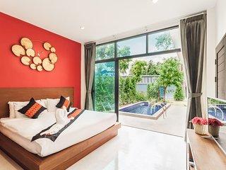 2 BR - Boutique Private Pool Villa - Lanna Style (2LA)