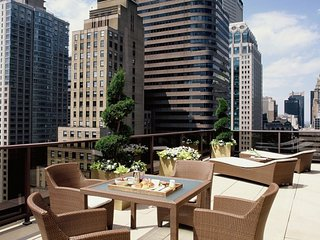 Studio unit at Wyndham Midtown 45 NYC, West New York