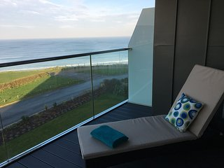 Luxury Apartment - Lusty Glaze, Newquay