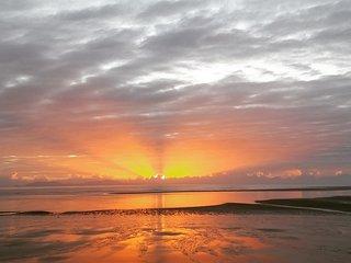 Sunrise on Blacks Beach