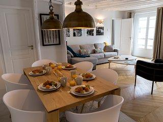 Excellent St Germain Two Bedroom
