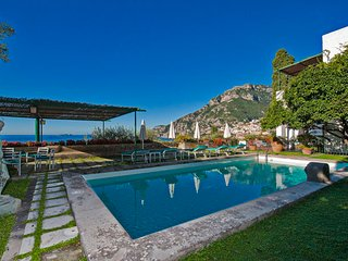 VILLA BOTTICELLI Positano - Amalfi Coast