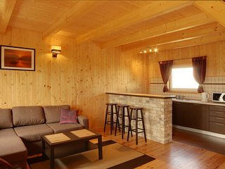 Comfortable cottage house at Baltic Sea