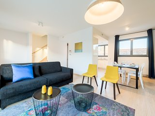 Smartflats Bella Vita 201 - Duplex 2 bedrooms + garden - Centre, Waterloo