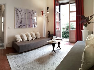 TRASTEVERE VINTAGE DESIGN APARTMENT