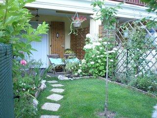 Appartement 2p, Rez de Jardin, Parking Privé, Saint Martin-Vesubie