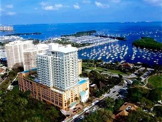Deluxe Studio, with Coconut Grove views