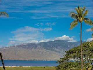 Kauhale Makai #330 Ocean Front, Spectacular Ocean View, Sleeps 4 Great Rates!, Kihei