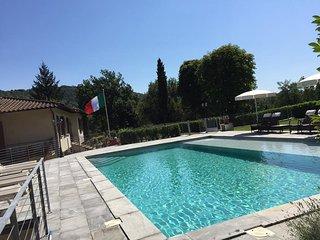 Beautuful Villa Adriano,10 min from LUCCA,freeWiFi