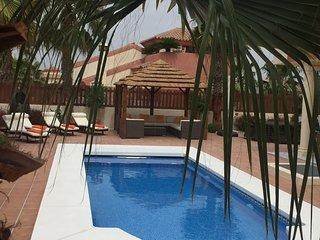Costa del Sol - Los Nebrales - Coin -  Large New Luxury 4 Bed Villa