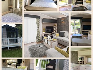 Luxury Holiday Home 4 Hire at Seton Sands Near Edinburgh, Longniddry