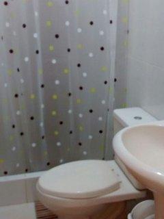 Baño 2 -Para los Dormitorio 2 y 3.