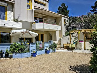 Newly converted accessible apartment close to gorgeous beach