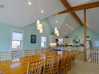 Stunning Waterfront home on Cape Cod Bay!, Truro