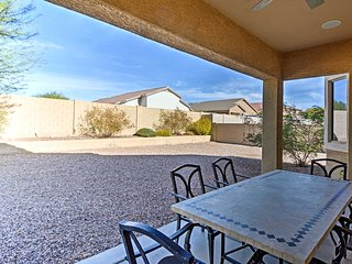 NEW! 3BR Gold Canyon House - Near Golf Course!