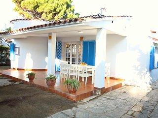 Superb seafront villa