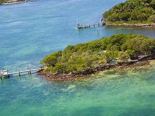 Private island in Marathon, Florida Keys! Dolphin Jump Key / Little Russell, Marathon Shores