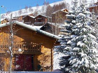 Chalet le Soleil d'hiver, Les Deux-Alpes