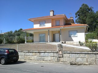 Real de Farminhão - 3 bedroom house in Viseu, with wonderful mountain view and garden - 60 km from the beach