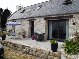 House with 3 rooms in Plobannalec-Lesconil, with enclosed garden and WiFi - 2 km from the beach, Loctudy