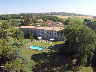 Chateau de Gramazie - Mansion with 7 rooms in Gramazie, with private pool, furnished garden and WiFi
