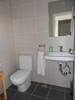 Master suite WC,